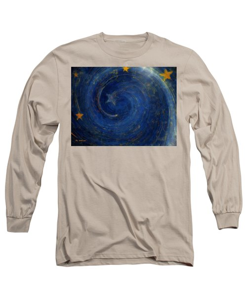 Birthed In Stars Long Sleeve T-Shirt