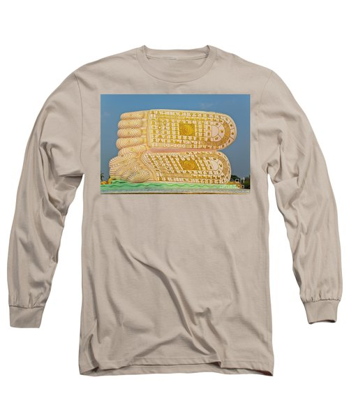 Biurma_d1831 Long Sleeve T-Shirt by Craig Lovell