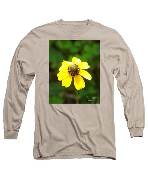 Black-eyed Beauty Long Sleeve T-Shirt