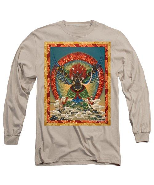 Black Garuda - Tsasum Tersar Long Sleeve T-Shirt