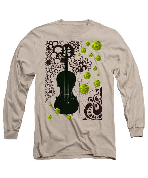 Black Violin Long Sleeve T-Shirt