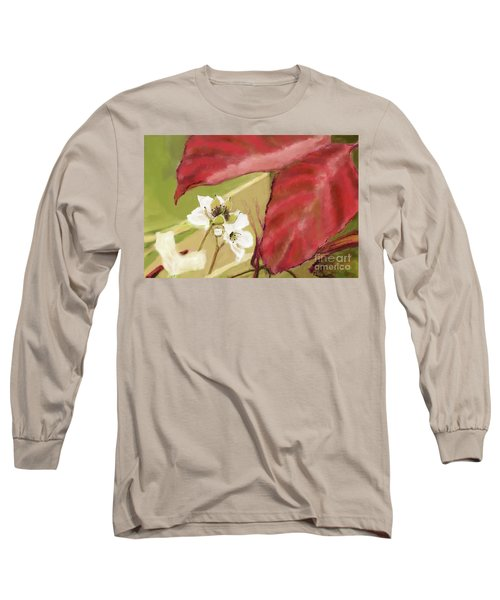 Blackberry-to-be Long Sleeve T-Shirt