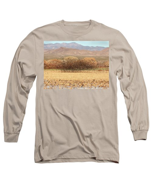 Blackbird Cloud Long Sleeve T-Shirt