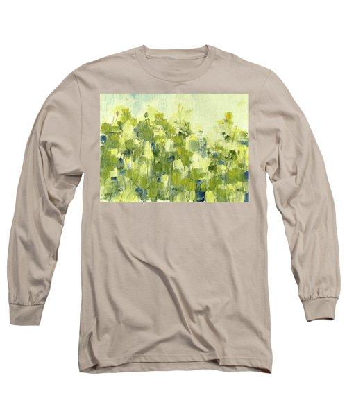 Bladverk I Motljus   - Sunlit Leafs_0159 Up To 76 X 56 Cm Long Sleeve T-Shirt