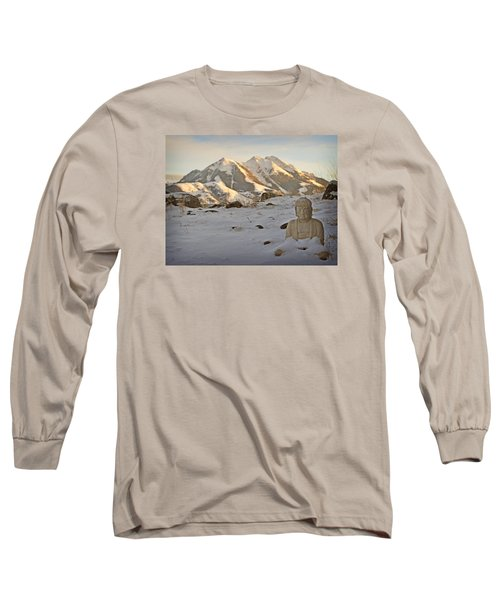Blanket Of Peace Long Sleeve T-Shirt