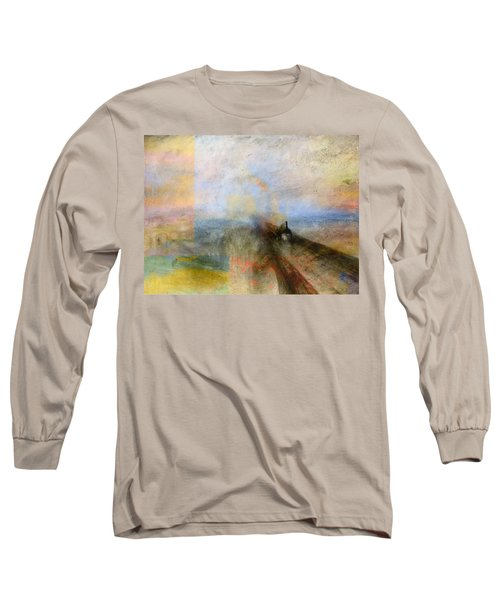 Blend 5 Turner Long Sleeve T-Shirt by David Bridburg