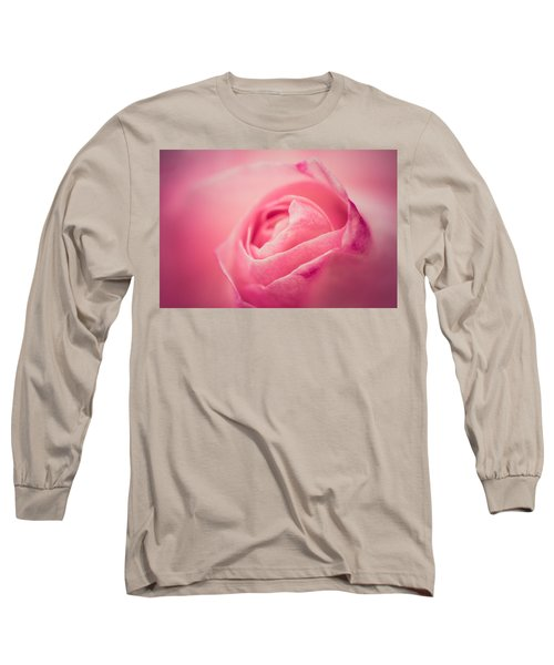 Bliss Long Sleeve T-Shirt by Yvette Van Teeffelen