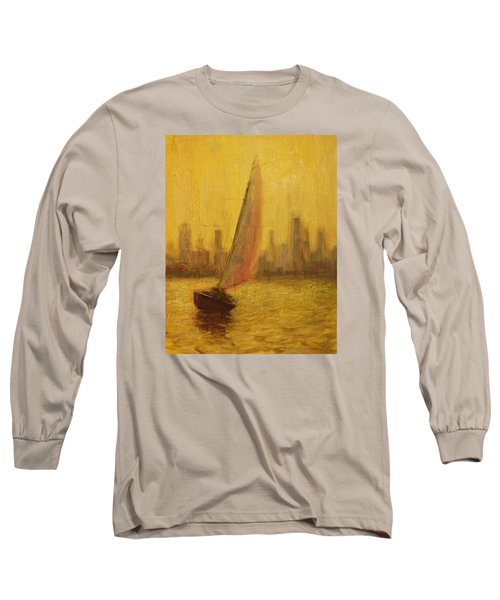 Blissful Sail Long Sleeve T-Shirt