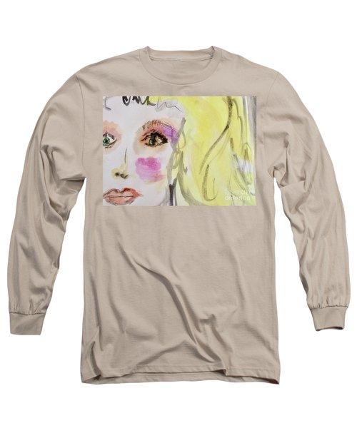 Blonde Long Sleeve T-Shirt