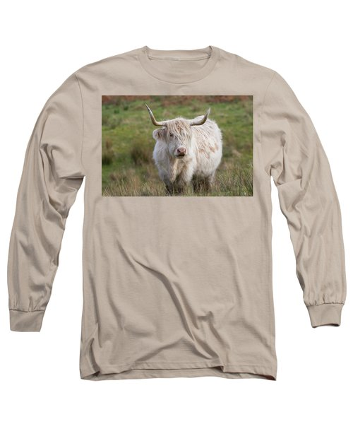 Long Sleeve T-Shirt featuring the photograph Blondie by Karen Van Der Zijden