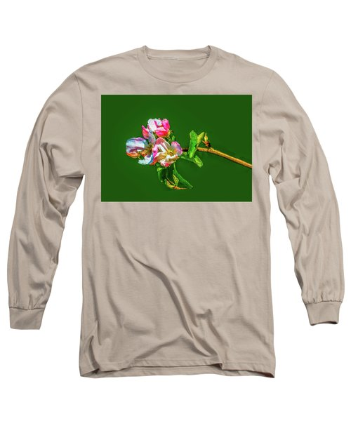 Bloom May 2016 Artistic Long Sleeve T-Shirt by Leif Sohlman