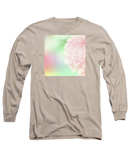 Bloom Long Sleeve T-Shirt by Robin Dickinson