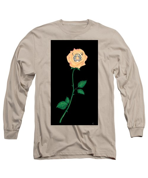 Blooming Bengal Long Sleeve T-Shirt