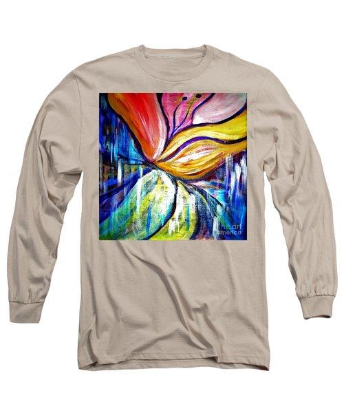 Blossom Long Sleeve T-Shirt