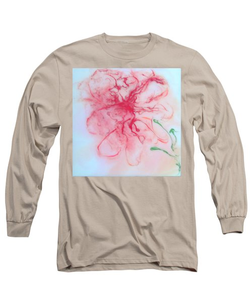 Blossom Long Sleeve T-Shirt by Mary Kay Holladay