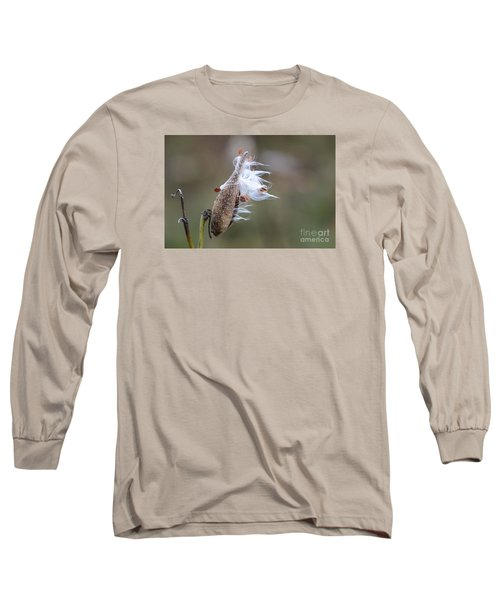Blowing In The Wind Long Sleeve T-Shirt by Cindy Manero