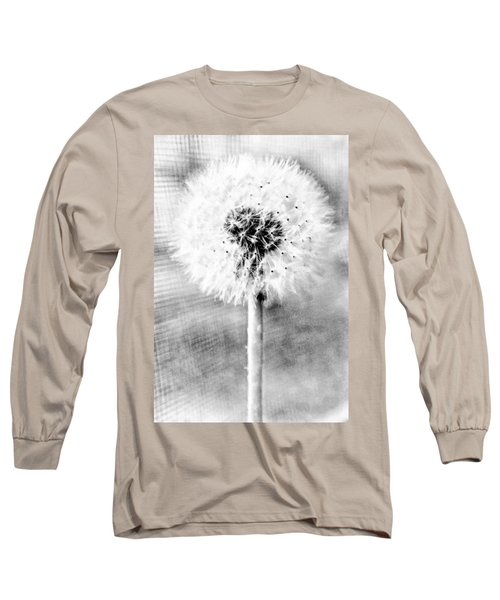 Blowing In The Wind Pencil Effect Long Sleeve T-Shirt