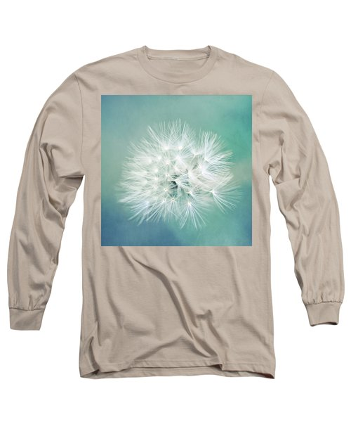 Blue Awakening Long Sleeve T-Shirt