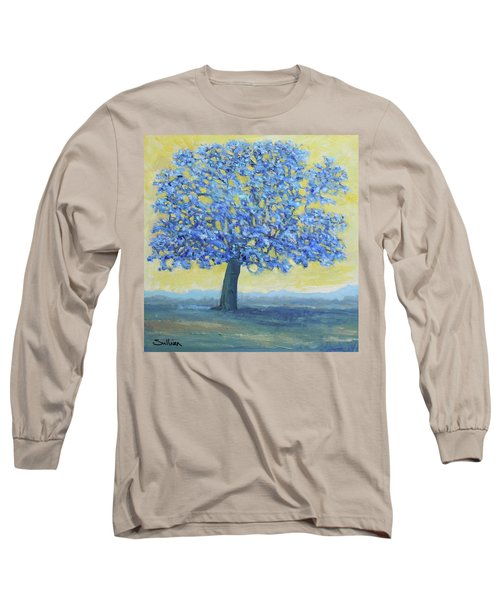 Blue Breeze Long Sleeve T-Shirt