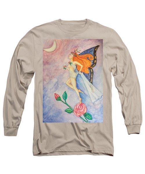 Blue Moon Dancer Long Sleeve T-Shirt