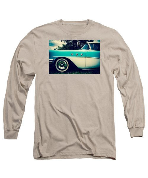Blue  Long Sleeve T-Shirt by Off The Beaten Path Photography - Andrew Alexander