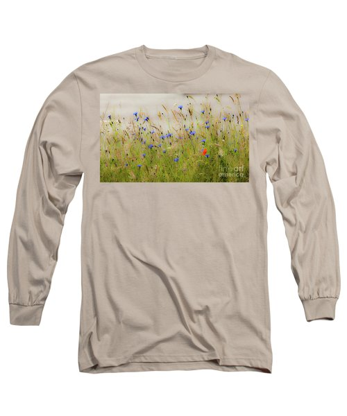 Blue Serenade Long Sleeve T-Shirt