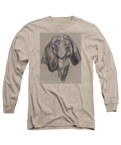 Bluetick Coonhound Long Sleeve T-Shirt