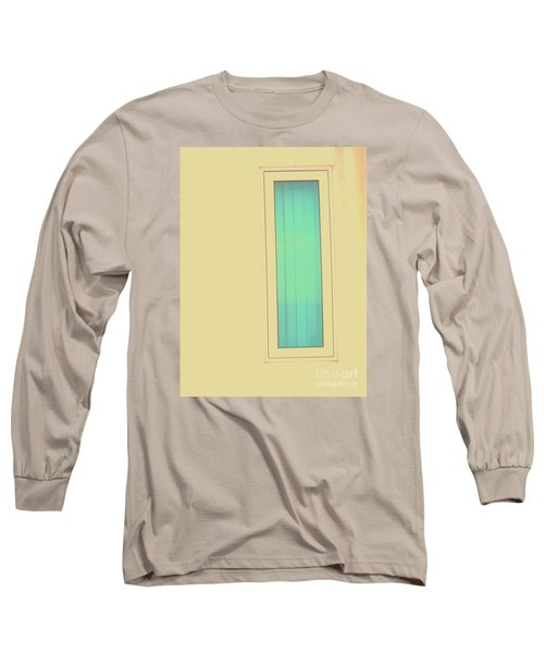 Long Sleeve T-Shirt featuring the photograph Blue  by Vanessa Palomino