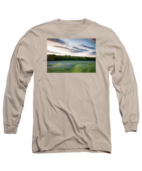 Bluebonnet Trail Ennis Texas 2015 V5 Long Sleeve T-Shirt