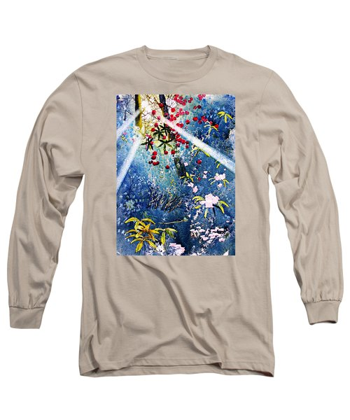Blues And Berries Long Sleeve T-Shirt