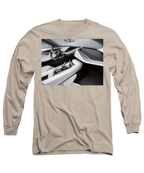 Bmw I8 Long Sleeve T-Shirt