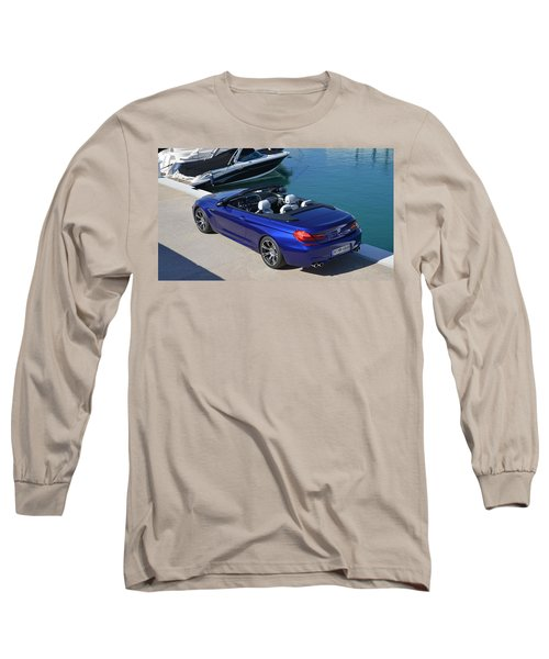 Bmw M6 Convertible Long Sleeve T-Shirt
