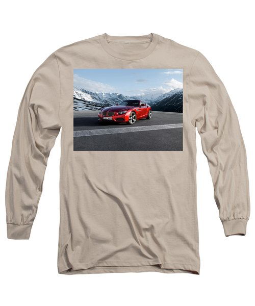 Bmw Zagato Coupe Long Sleeve T-Shirt