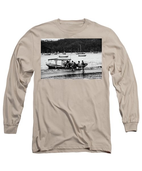 Boats And Boards  Long Sleeve T-Shirt