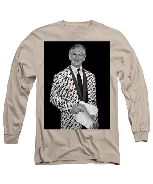 Bob Hawke Long Sleeve T-Shirt