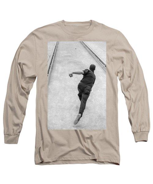 Bocce Ball Long Sleeve T-Shirt