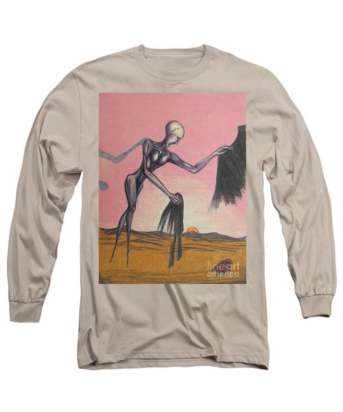 Body Soul And Spirit Long Sleeve T-Shirt