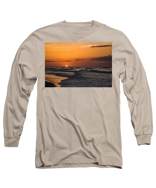 Bogue Banks Sunrise Long Sleeve T-Shirt