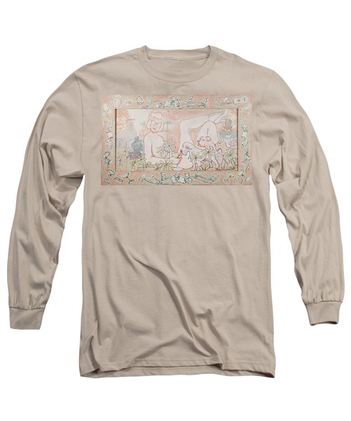 Bohemian Grove Bar Long Sleeve T-Shirt