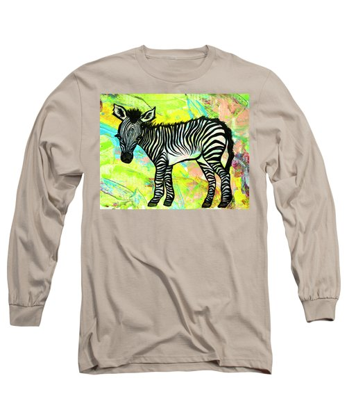 Bold And Bright Long Sleeve T-Shirt