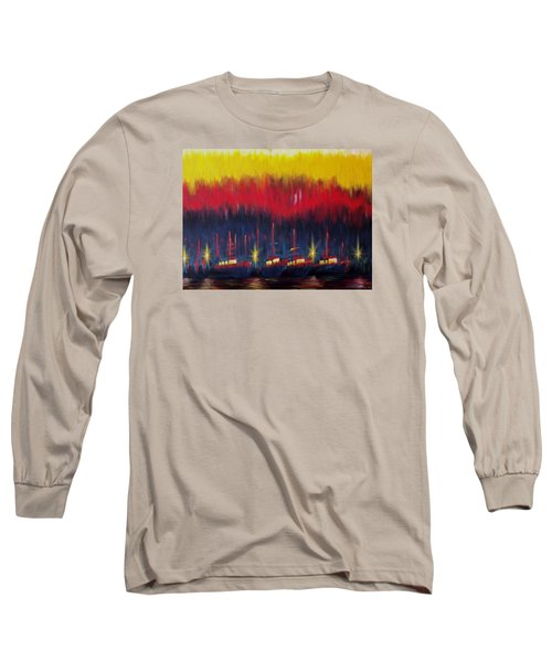Bold Boats Long Sleeve T-Shirt