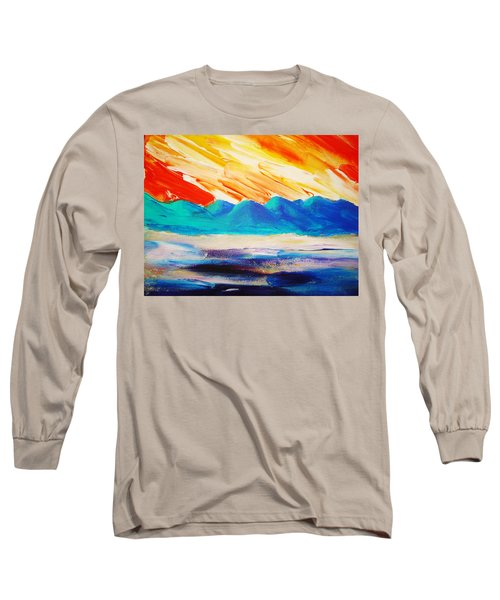 Bold Day Long Sleeve T-Shirt