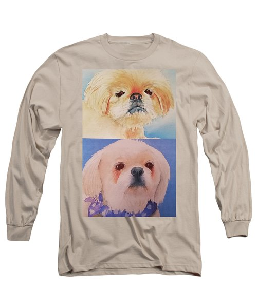Booboo Baxter V Long Sleeve T-Shirt