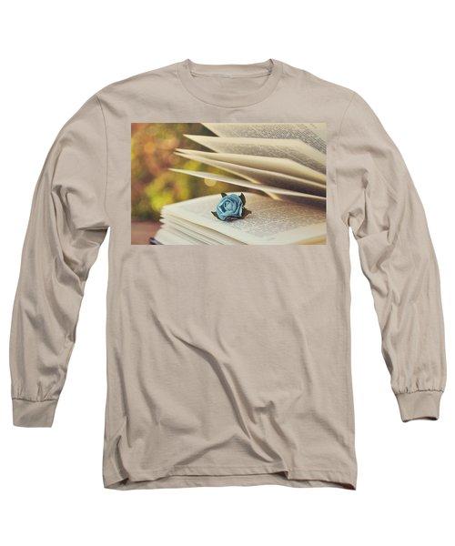 Book Long Sleeve T-Shirt