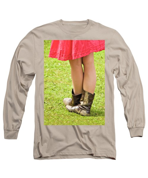 Boot Scootin' Long Sleeve T-Shirt