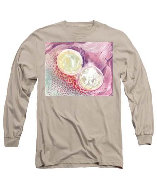 Born A Gemini Long Sleeve T-Shirt