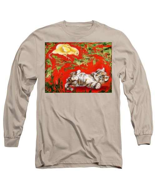 Born To Be Wild Long Sleeve T-Shirt