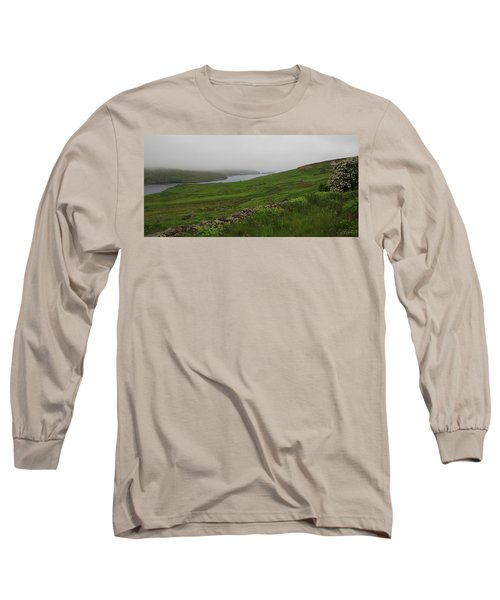 Borrowston Morning Clouds Long Sleeve T-Shirt