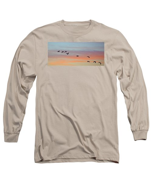 Bosque Sunrise Long Sleeve T-Shirt
