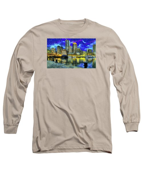 Boston 1 Long Sleeve T-Shirt